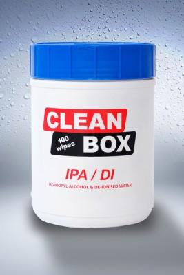 Clean Box IPA, 6 Dosen