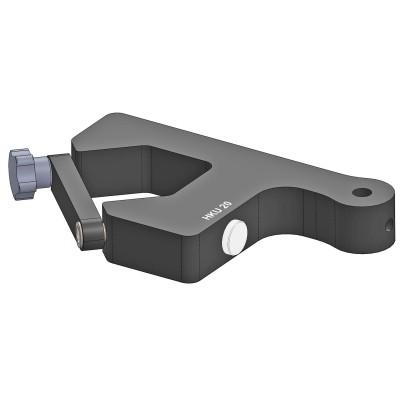 Bandelin Klemme für Ultraschallwandler und Verschlussstopfen für Lärmschutzbox LS 20