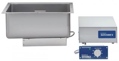 Ultraschallreinigungsgerät Bandelin ZE 1031 inklusive Ablaufgarnitur