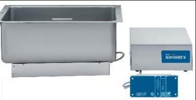 Ultraschallreinigungsgerät Bandelin ZE 1058 DT inklusive Ablaufgarnitur