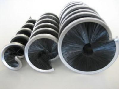 Spiralbürste Ø 40 mm; PP; Borsten Ø 0,40 mm