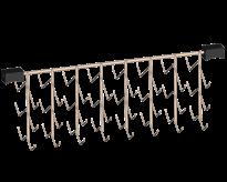 Schmuckhalter mit 48 Haken für Geräte mit Deckel für Elmasonic xtra ST 300 H, 500 H, 600 H, 800 H