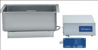 Ultraschallreinigungsgerät Bandelin ZE 1059 DT inklusive Ablaufgarnitur