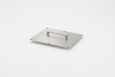 Edelstahldeckel für Elmasonic xtra ST 300 H, 500 H