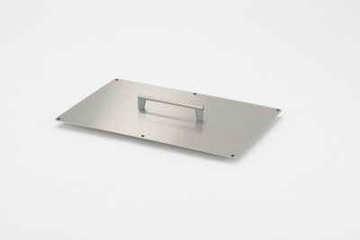 Edelstahldeckel für Elmasonic xtra ST 600 H, 800 H