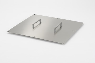 Edelstahldeckel für Elmasonic xtra ST 1400 H, 1600 H