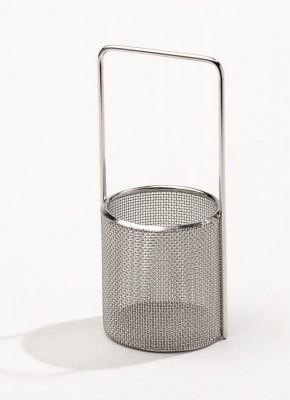 Tauchkorb aus Edelstahl für alle Gerätetypen